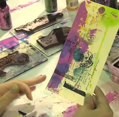 Art Journaling – Scrapbooking Video Tutorial