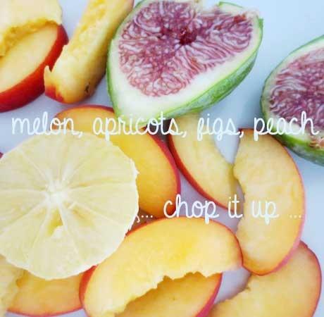 Healthy Snacks for Kids:: Fruit Popsicles Recipe