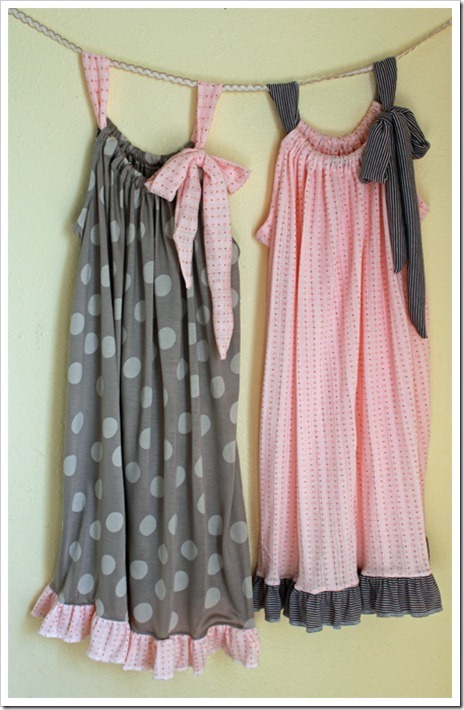 Pillowcase Summer Dresses