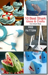 Shark DIY crafts :: free tutorials :: FineCraftGuild.com