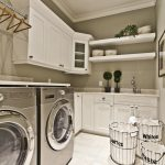 contemporary laundry room inspiration