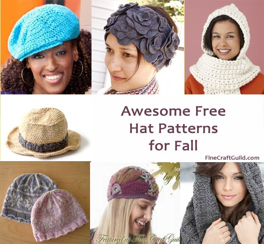 free_crochet_patterns_hats