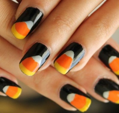 Halloween Nail Art :: Fine Craft Guild.com