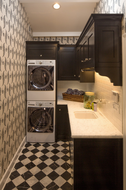 traditionaL laundry room ideas