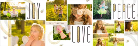 chirstmas cards styling :: finecraftguild.com