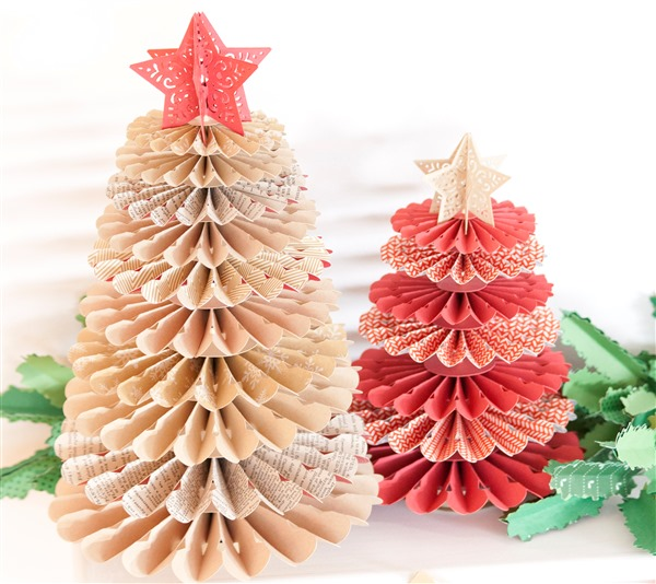 cricut christmas tree :: finecraftguild.com