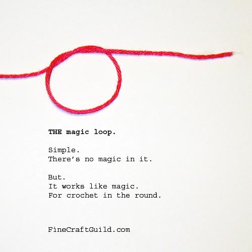what is a magic loop in crochet?