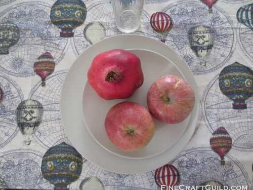 table_cloth_hot_air_balloon