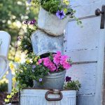 Cascading Bucket Planter DIY