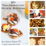 thanksgiving recipes treats snacks :: finecraftguild.com