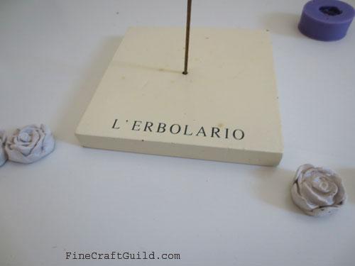 incense burner :: Fine Craft Guild .com