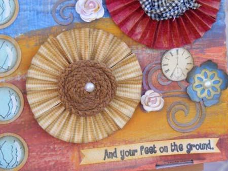 mixed media art :: fine craft guild .com