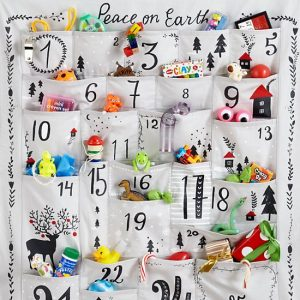 peace on earth advent calendar