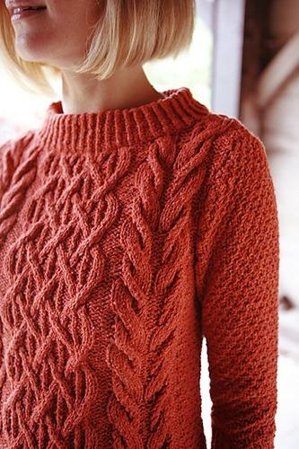 Beatnik Sweater Knitting Pattern