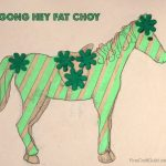 Happy Chinese New Year of the Green Wooden Horse