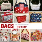 Bags Sewing Patterns I Love