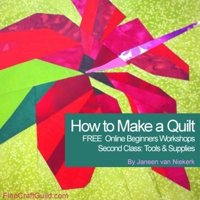 quilting supplies, quilting tools