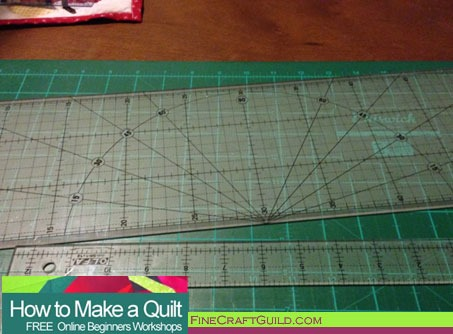 quilting supplies and quilting tools