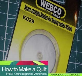 quilting supplies and quilting tools :: blades for rotary cutters