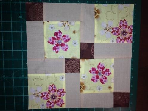 how to make quilt rows :: free online quilting workshop for beginners