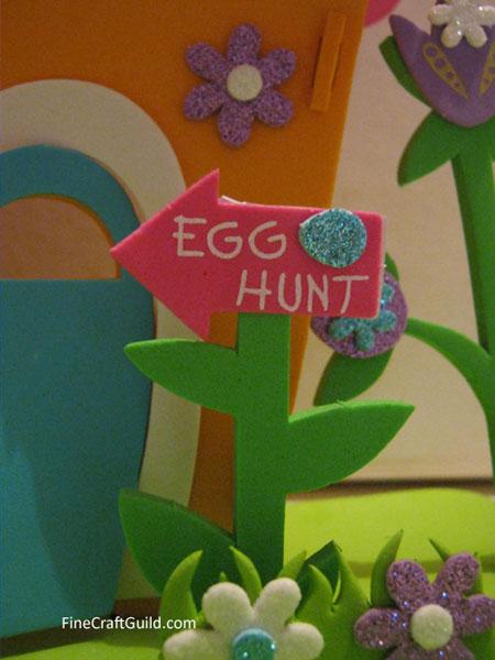 easter egg hunt treasure