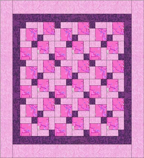 Quilt Patterns With 3 Fabrics : How to Read a Quilt Pattern (Beginners Workshop #4)