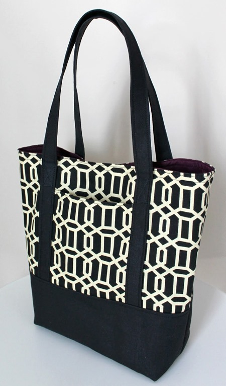 Perfect Tote Bag Sewing Pattern