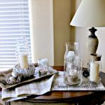 How-to: Natural Spring Vignette with Glass