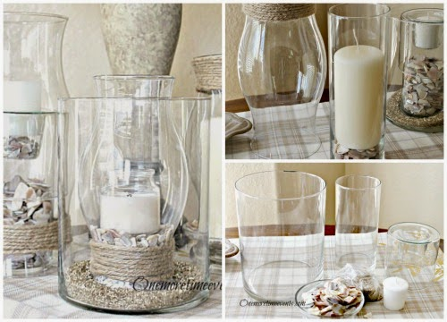 decorating in glass ideas