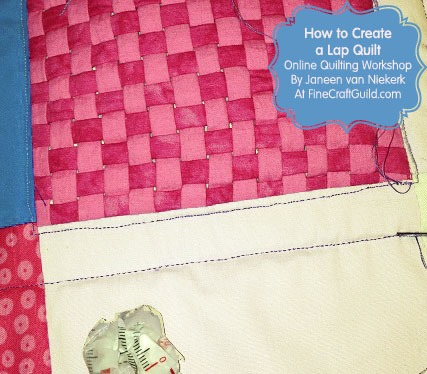 How to Make a Lap Quilt - Quilting Class for Beginners #11 : how to make a lap quilt - Adamdwight.com