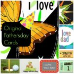 original, free downloadable fathers day cards at FineCraftGuild.com