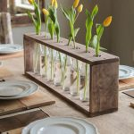 Easy DIY Bottle Vase Centerpiece