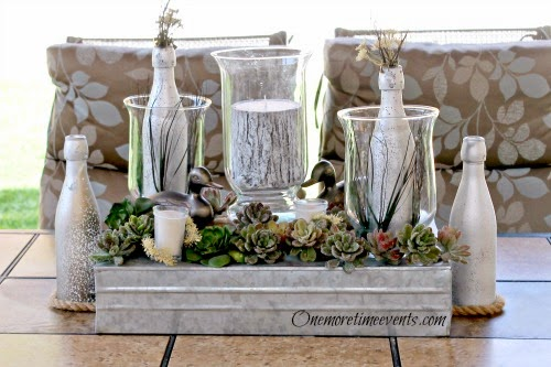 natural father s day centerpieces