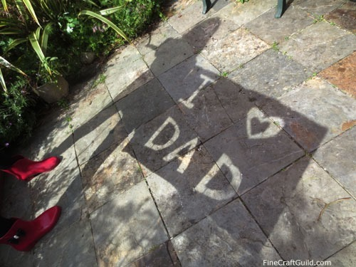 DIY Fathersday Gift 2016 :: FineCraftGuild.com