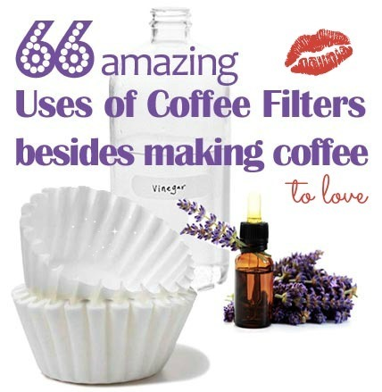 alternative coffee filter uses