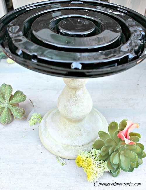 dome bottom candle stick