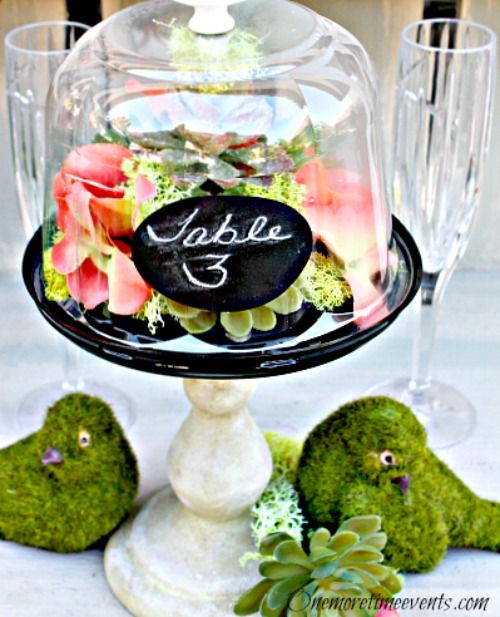Budget Wedding Table Centerpieces Howto