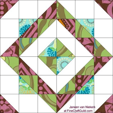 half square triangle quilting workshop