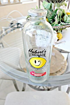 lemonade bottle