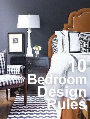 Bedroom Design Rules :: FineCraftGuild.com