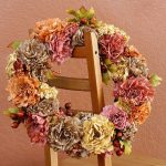 coffee filter flowers wreaths