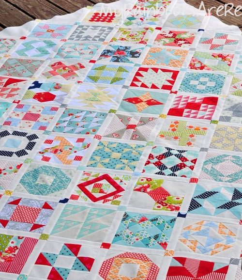 sampler quilt pattern farmerswife