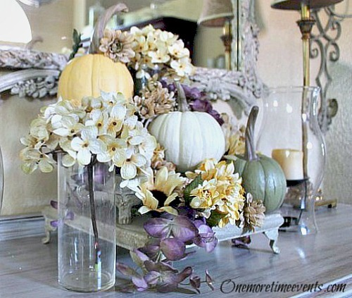 Fall Floral Arrangement  :: Fine Craft Guild