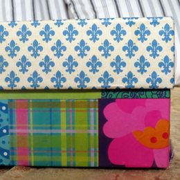 DIY Craft Organizer Box
