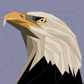 eagle_quilt_block_paper_pie