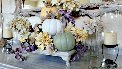 Easy fall Centerpiece :: FineCraftGuild.com