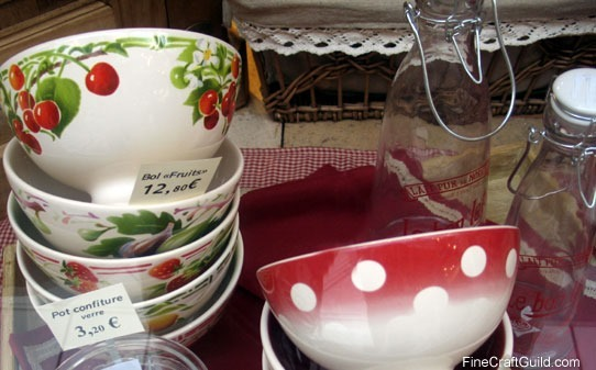 DIY French Country Kitchen Coffee Cups