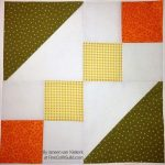 Free Hourglass Quilt Block Pattern + Workshop