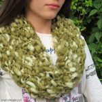 Chunky Infinity Scarf Pattern :: FineCraftGuild.com