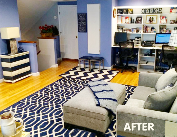 Stunning Room Makeover: Before and After
